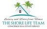 The Shore Life Team Real Estate Logo