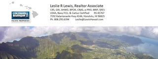 Coldwell Banker Pacific Properties Banner