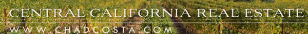 Central California Real Estate Banner