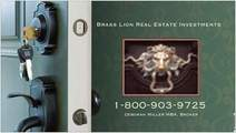 Brass Lion Real Estate Investments Banner