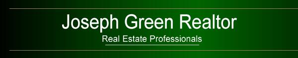 Joseph Green Realtor Banner