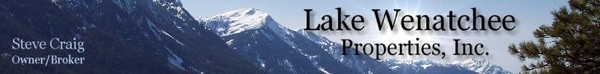 Lake Wenatchee Properties, Inc. Banner
