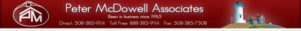 Peter McDowell Associates Banner
