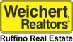 Weichert Realtors Ruffino Real Estate Logo