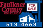 Faulkner County Realty, Inc. Banner