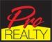 Pro Realty Logo