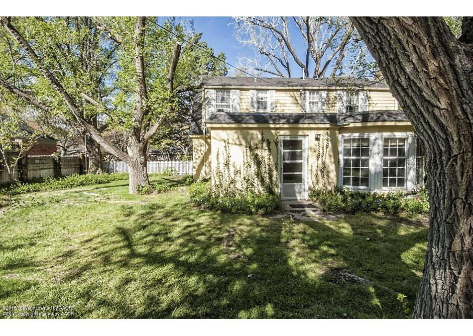 Photo of 2807 ONG ST Amarillo, TX 79109