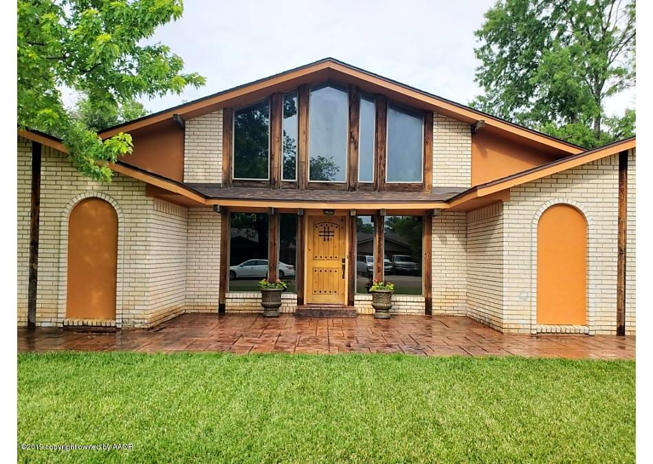 Photo of 213 Somerset St Borger, TX 79007