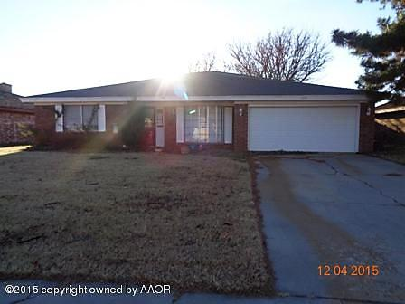 Photo of 3714 Rutson Dr Amarillo, TX 79109