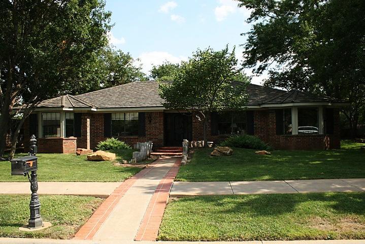 Photo of 6603 Palacio Dr Amarillo, TX 79109