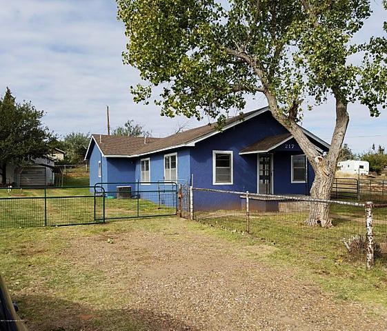 Photo of 217 Veta St. Borger, TX 79007