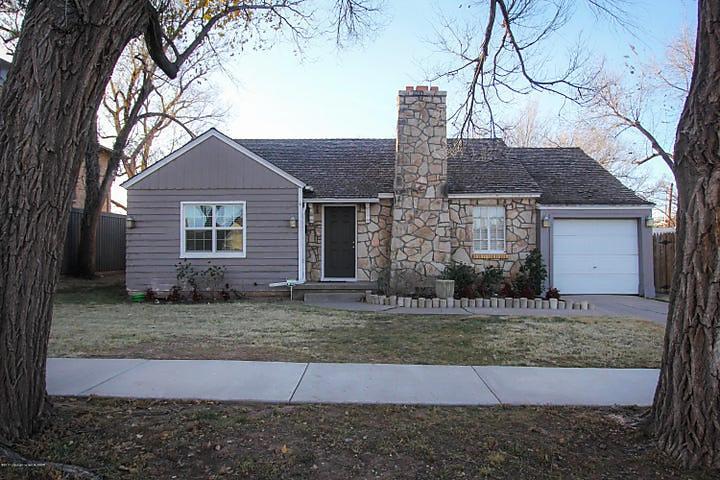 Photo of 2012 Monroe St Amarillo, TX 79109