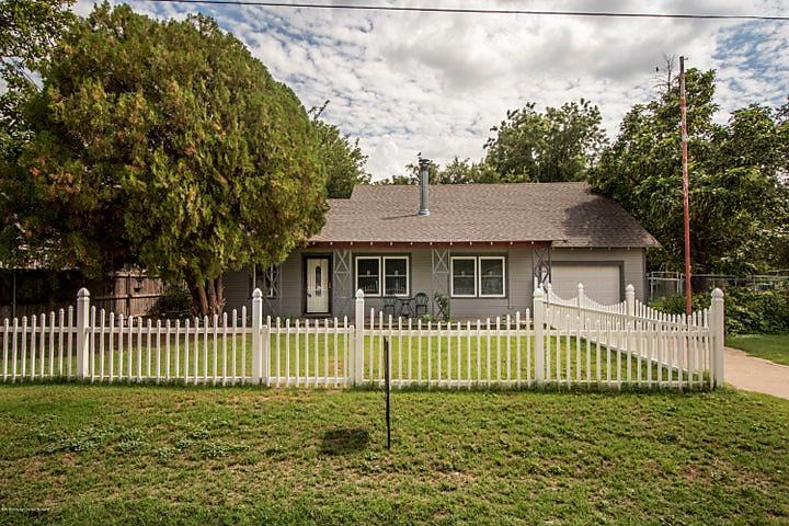 Photo of 312 Park Ave Amarillo, TX 79108