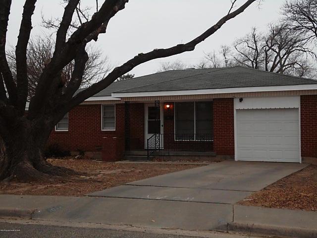 Photo of 4014 Crockett St Amarillo, TX 79110
