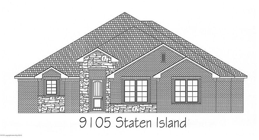 Photo of 9105 Staten Island Amarillo, TX 79119