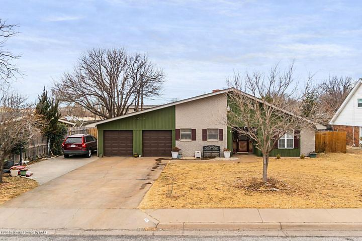 Photo of 6218 Adirondack Trl Amarillo, TX 79106