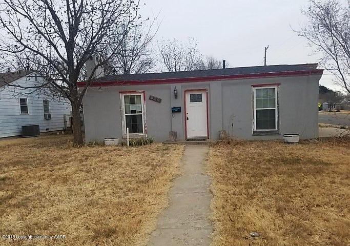 Photo of 929 Milam Street Amarillo, TX 79102
