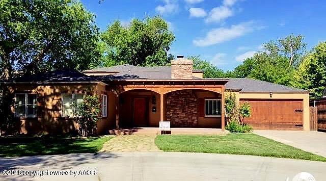 Photo of 2602 Lipscomb St Amarillo, TX 79109