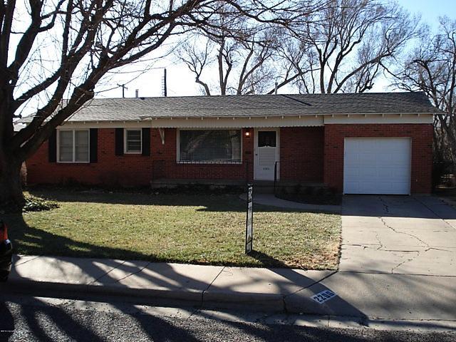Photo of 2206 Milam St Amarillo, TX 79109