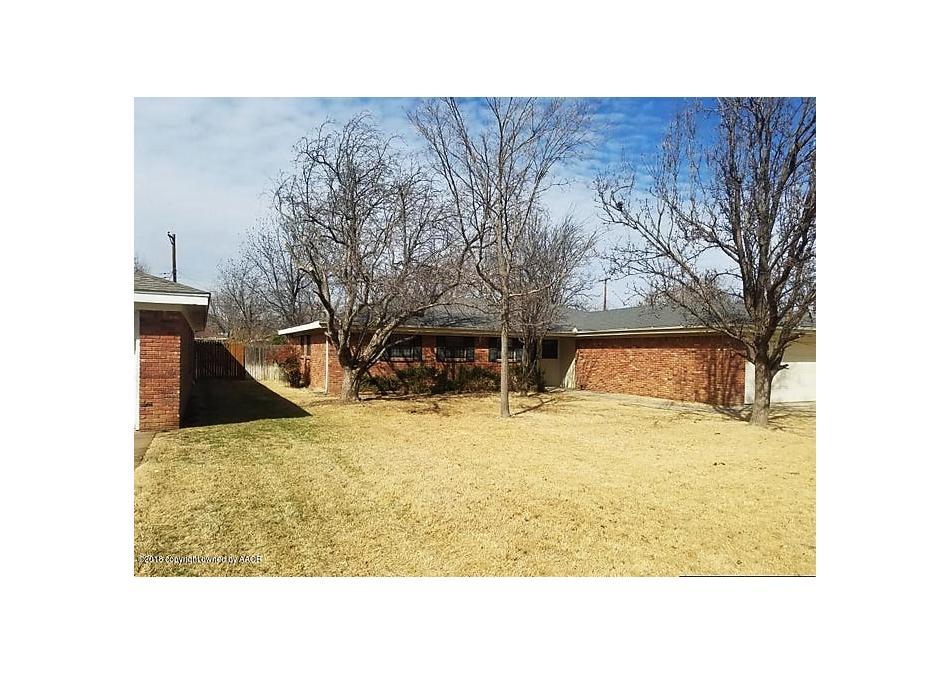 Photo of 3612 Sunlite Street Amarillo, TX 79109