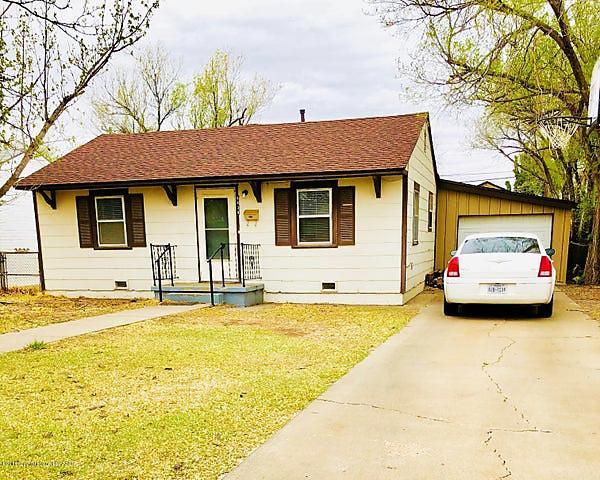 Photo of 4434 Crockett St Amarillo, TX 79110