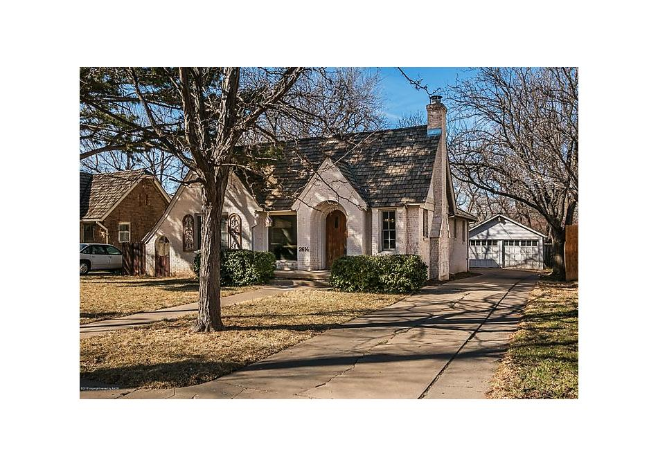 Photo of 2614 Ong St Amarillo, TX 79109