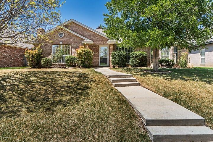Photo of 4706 Spartanburg Dr Amarillo, TX 79119