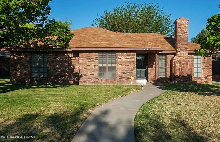 Photo of 5702 Winkler Dr Amarillo, TX 79109
