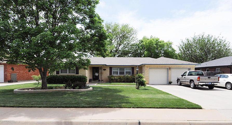 Photo of 3704 Fleetwood Dr Amarillo, TX 79109