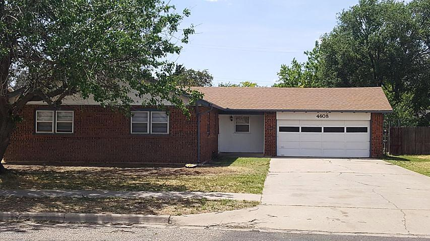 Photo of 4608 Buffalo Trl Amarillo, TX 79109