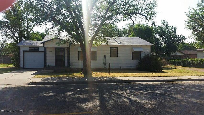 Photo of 1809 Avondale St Amarillo, TX 79106