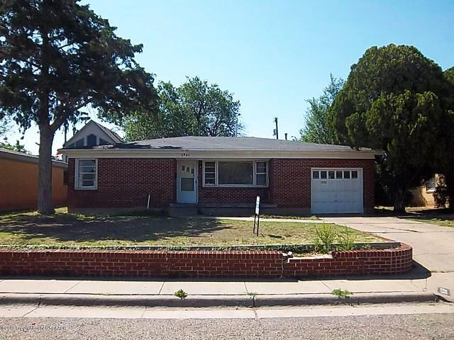 Photo of 1607 Sw 35th Ave Amarillo, TX 79109