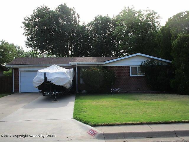 Photo of 3407 Lynette Dr Amarillo, TX 79109