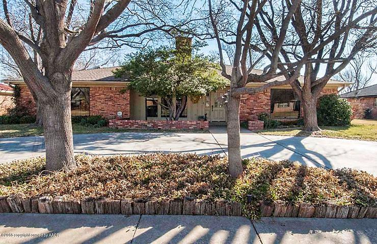 Photo of 3729 Langtry Dr Amarillo, TX 79109