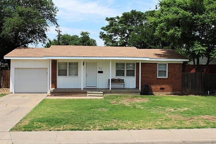 Photo of 4210 Garland St Amarillo, TX 79106