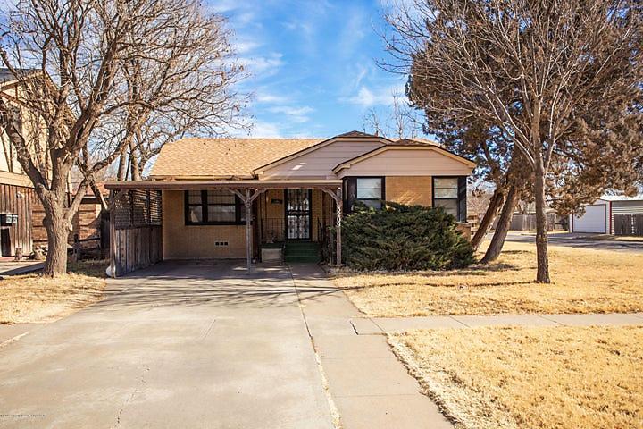 Photo of 3209 S Van Buren St Amarillo, TX 79109