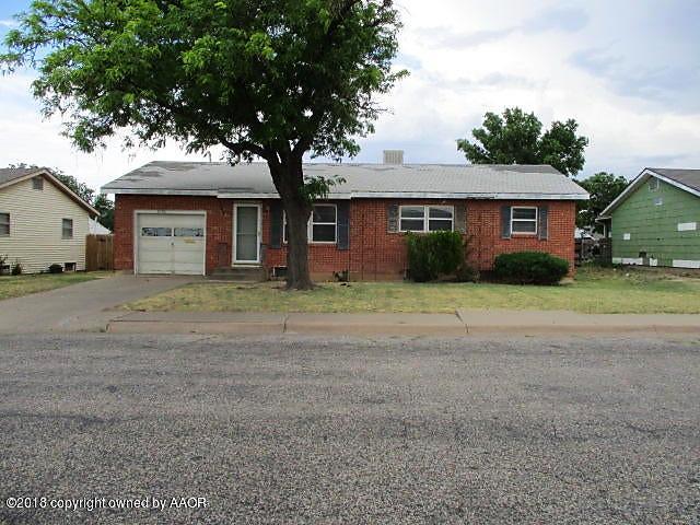 Photo of 2506 Orange St Amarillo, TX 79107
