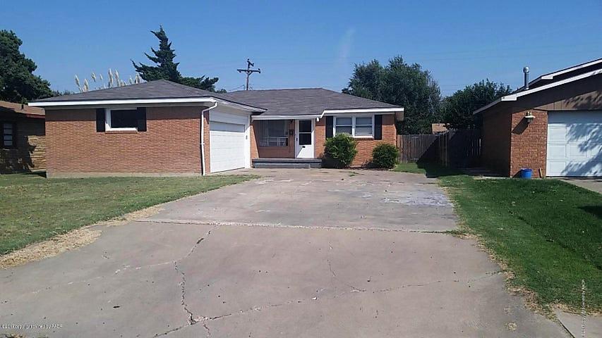 Photo of 2211 Laurel St Amarillo, TX 79109