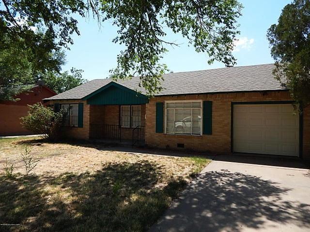 Photo of 2222 Peach Tree St Amarillo, TX 79109