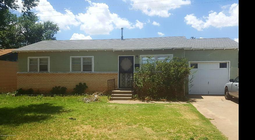 Photo of 1605 Osage St Amarillo, TX 79107