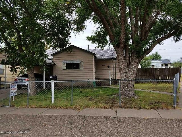 Photo of 408 Butadieno St Borger, TX 79007