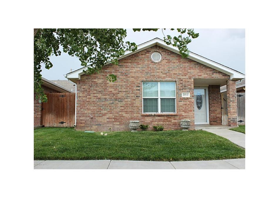 Photo of 2812 Steves Way Amarillo, TX 79118
