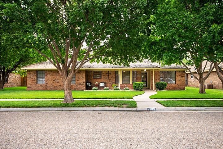 Photo of 7109 Birkshire Dr Amarillo, TX 79109