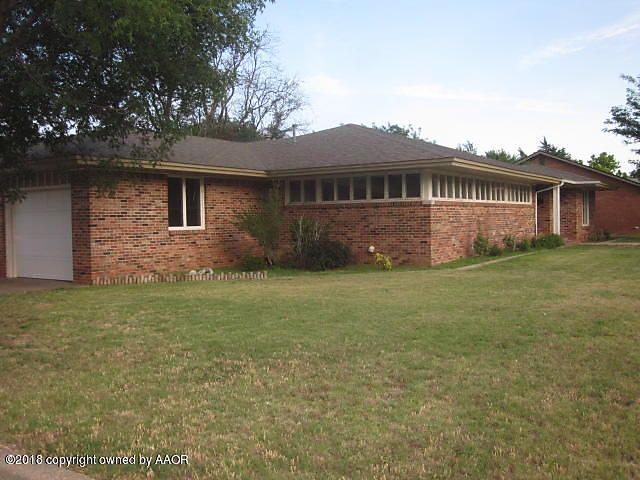 Photo of 1918 Mary Ellen St Pampa, TX 79065