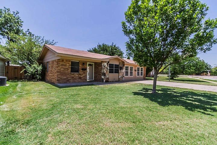 Photo of 2607 Keith St Amarillo, TX 79109