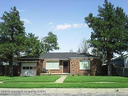 Photo of 1913 S Madison St Amarillo, TX 79109