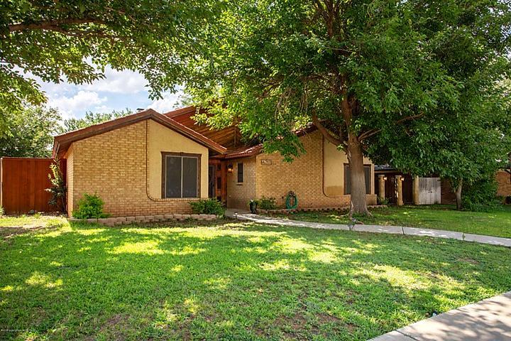 Photo of 7407 Baughman Dr Amarillo, TX 79109