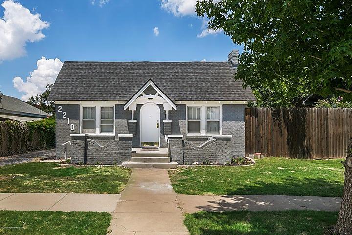 Photo of 2210 Taylor St Amarillo, TX 79109