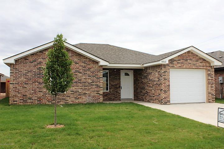 Photo of 4902 Gloster St Amarillo, TX 79118