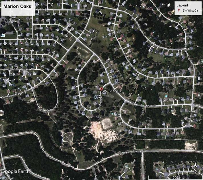 Photo of 00 Sw 61 St. Circle Ocala, FL 34473